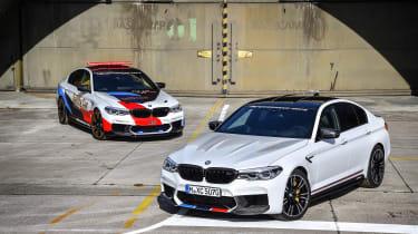 BMW M5 M Performance parts - dual