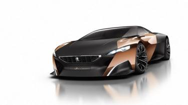 Peugeot Onyx fully revealed