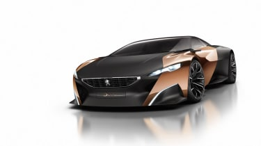 Peugeot Onyx fully revealed