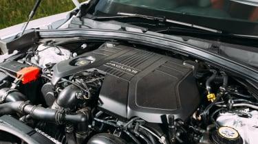Jaguar F-Pace - Engine