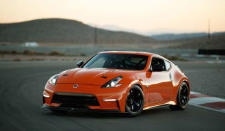 Nissan 370Z Project Clubsport 23 - front