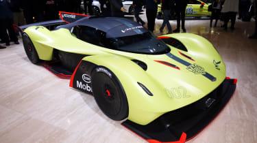 Aston Martin ValkyrieAMR Pro – front quarter