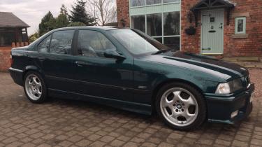 1996 BMW M3 saloon