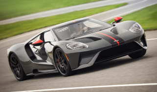 Ford GT Carbon Edition - front quarter]