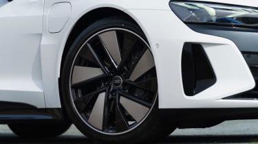 Audi e-tron GT quattro – wheel