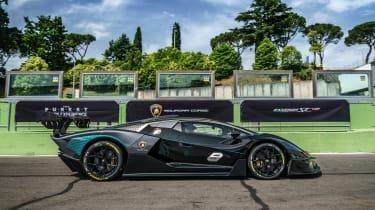 Lamborghini Essenza SCV12 – side 1