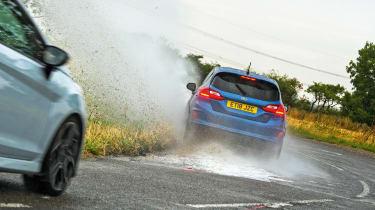 Fiesta ST dynamic