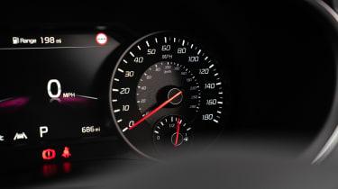Kia Stinger GT-S MY21 press – dial 1