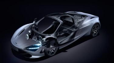McLaren 720S - Monocage II