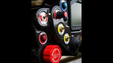 Arial Atom V8 interior 2