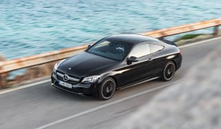 Mercedes-AMG C43 Coupe - front