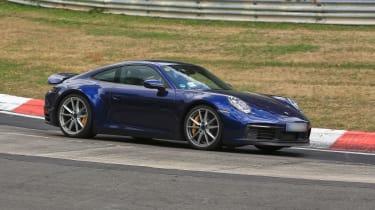 992 Porsche 911 prototype - side