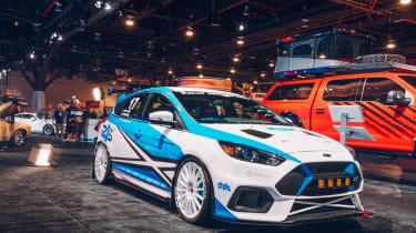 SEMA 2017 - Ford Focus