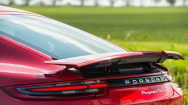 Porsche Panamera Turbo - Spoiler
