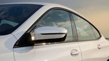 BMW 6-series GT - window line
