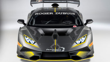 Lamborghini Huracan Super Trofeo EVO - front