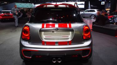 New Mini John Cooper Works Concept