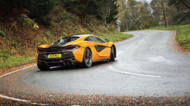 Sub-supercar group test -
