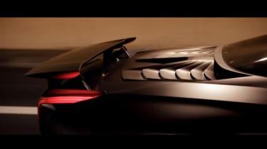 Peugeot Onyx concept teased