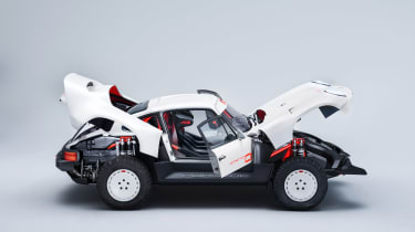 Singer Vehicle Design ACS - studio side open