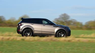 Range Rover Evoque 67 - profile