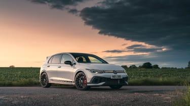 Volkswagen Golf GTI Clubsport 45 – static front