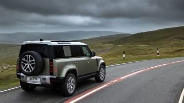 2021 land rover defender upgrades - pictures | evo