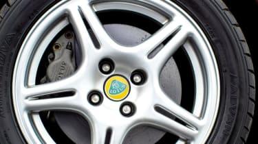 Lotus Elise S1 wheel