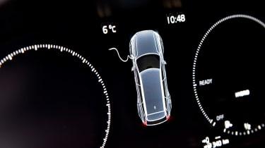 Volvo EV announcement - dials