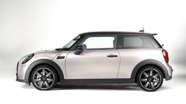 Mini Cooper S 2021 - side