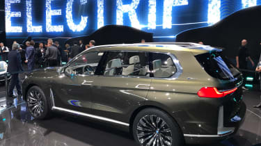 BMW X7 Concept - Frankfurt Motor Show