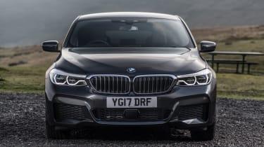 BMW 6-series GT 630d - front