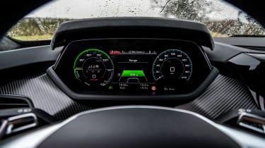 Audi RS e-tron GT evo - dials