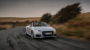 Audi TT facelift - nose