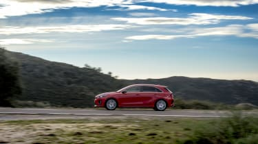 Kia Ceed GT review - profile