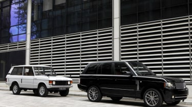 Range Rover limited edition Autobiography Black