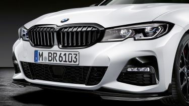 BMW M Performance parts 3-series grille