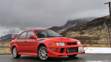Mitsubishi Lancer Evolution VI - review, history and used