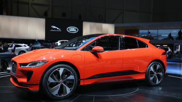 All-new 2018 Jaguar I-Pace electric SUV revealed - specs