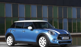 Mini five-door UK prices, specs and pictures