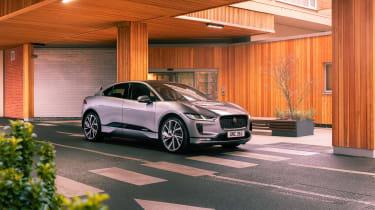 Jaguar I Pace – front quarter static