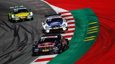 DTM Round 8 Austria - racing