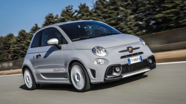 Abarth 595 Esseesse front
