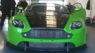 Aston Martin V12 nose