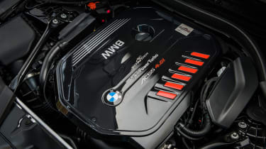 AC Schnitzer 540i engine