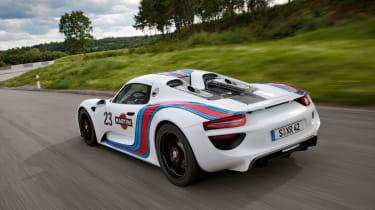 Porsche 918