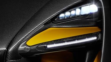 McLaren Senna MSO – headlights