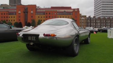 City Concours - Eagle E-Type Low Drag coupe