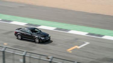Mercedes-Benz CLK63 AMG Black Series - Front