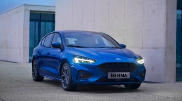 Ford Focus ST-Line - front static